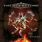 THUNDERSTONE Tools of Destruction CD 10 tracks SEALED NEW 2005 Nuclear Blast USA