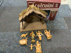 Fontanini Nativity Starter Set 54061 Stable