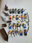 Lego Pirate Mini Figures with accessories