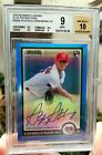 2010 Bowman Stephen Strasburg Red Auto Sells For $19,975 9