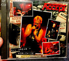 Accept - All Areas - Worldwide 2 CD Import Helloween uDO Live Scorpions
