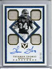 Thurman Thomas Cards, Rookie Cards and Autographed Memorabilia Guide 19
