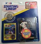 Vince Coleman New York Mets 1991 Kenner Starting Line Up Figure Coin Card SE ES