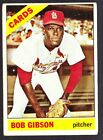 Bob Gibson Cards, Rookie Card and Autographed Memorabilia Guide 14