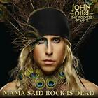 JOHN DIVA and THE ROCKETS OF LOVE - MAMA SAID ROCK IS DEAD [CD]