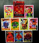 2014 Wax Eye Stupid Heroes Trading Cards 6