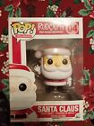 Funko Pop! Holidays #04 Rudolph Red-Nosed Reindeer Santa Claus Vinyl Figure NIB*