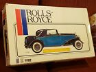 Vintage Tyco Pocher 1932 Rolls Royce Phantom II Sedanca Coupe 1/8 Scale Model