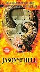 Jason Goes to Hell The Final Friday VHS 1994 91 min Unrated Version