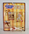 Starting Lineup Baseball Greats Figures/Cards- Pete Rose & Johnny Bench SEALED!