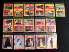 1980 Topps Empire Strikes Back Card Set Series 1-3 with Stickers all NM-MT
