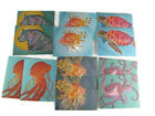 Queen Of The Sea All Occasion Greeting Card Set of 12 Creations Hippo Turtle
