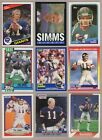 Phil Simms Cards, Rookie Card and Autographed Memorabilia Guide 5