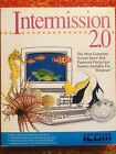 INTERMISSION 20 Screen Saver  Password Protection Software for Windows Old