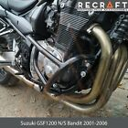Recraft Suzuki GSF1200 N/S Bandit 2001-2006 Crash Bars Engine Guard Frame