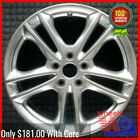 Wheel Rim Ford Fusion 17 2015 2018 DS7Z1007Q DS7C1007N1A OEM Factory OE 3984