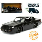 Buick Grand National Fast  Furious Collection Car Model Diecast Metal Toy Black