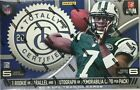 2013 Panini Totally Certified Football Factory Sealed Hobby Box