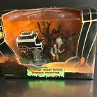 Halloween Figure Lemax Gruesome Grave Digger NIB Miniature Village Decor Fall