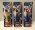Lot 3 New NIP Pez Heroes Hero Candy & Dispensers Army Solider Policeman Fireman