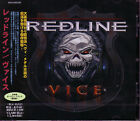 REDLINE Vice + 1 JAPAN CD Birmingham U.K. N.W.O.B.H.M. Type !