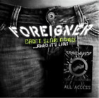 Foreigner-Can't Slow Down... When It's Live! (UK IMPORT) CD NEW