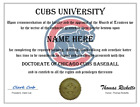 Law of Cards: Cubs Attorneys Getting Ready for October 24