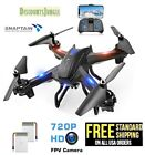 SNAPTAIN S5C WiFi FPV Drone with 720P HD Camera Voice Control Live Video 4 AXIS