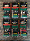 Matchbox Collectibles Texaco Premiere 6 Car Set Ford Pickup Chevy Peterbilt '01