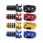 Rear Cleats Brake Pedal & Shifting Lever Toe Peg For SUZUKI DR-Z400SM DRZ400E/S