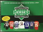 2019 Leaf Autographed Football Jersey Edition Factory Sealed Box
