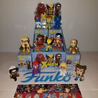 Funko Marvel Mystery Minis - X-Men COMPLETE FULL SET OF 12 with Display Case