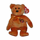 Ty Beanie Baby Harvester - MWMT (Bear 2007) Thanksgiving