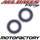 ALL BALLS FRONT WHEEL BEARING KIT FITS SHERCO 125-ST TRIALS FACTORY 2016