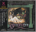 SYMPHONY X / THE DAMNATION GAME JAPAN CD OOP W/OBI
