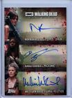 2017 Topps Walking Dead Evolution Trading Cards 21