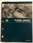 2009 Harley-Davidson FLTRSE3 CVO Road Glide Parts Catalog Manual 99433-09A