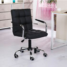 High Back Big Tall 400lb Pu Leather Office Chair Executive Computer Chair New