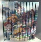 David Winter Cottages - British Traditions 12 month book set  *12 books in all*