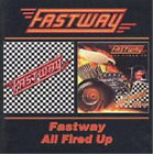 Fastway/all Fired Up (UK IMPORT) CD NEW