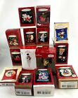 14 Hallmark Ornaments Delivering Kisses Cool Icicles Mickey Photo Holder