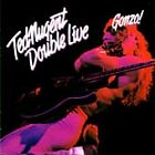 Double Live Gonzo Ted Nugent Audio CD Used - Good