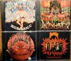 4Cd PANTERA -Metal Magic/Projects In The Jungle/I Am The Night/Power Metal (NEW)