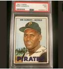 1967 Topps #400 - Roberto Clemente - PSA 7 - Newly Graded