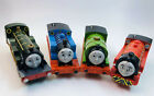 Victor Percy Emily 4 Trains Lot Trackmaster Thomas & Friends Motorized Railway