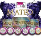 Fantasy nails  Mateo acrylic collection **FREE 2 DECORATIONS**