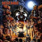 Wizard Bound By Metal Import CD w/ Bonus Tracks Edition In Very Good Condition