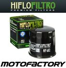 HIFLO OIL FILTER FITS GOES 520 520 MAX ALL YEARS
