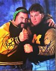 2015 Leaf Wrestling Signed 8x10 Photograph Edition 20