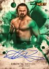 2018 Topps WWE Undisputed Wrestling Cards 12